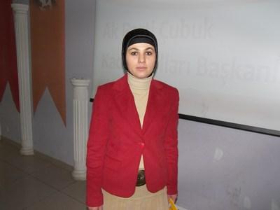 AKP Kadın Kolları Kongresi Yapıldı
