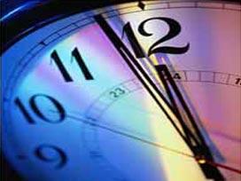 Saatleri ileri almayı unutmayın!