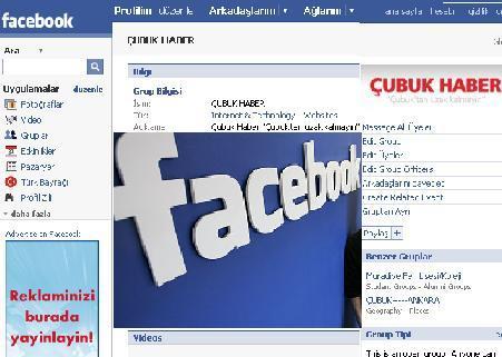 Çubukhaber Facebookta