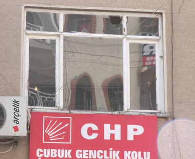 CHP Saldırıdan AKPyi Sorumlu Tuttu