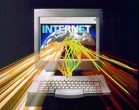 Reklamcının yeni gözdesi internet