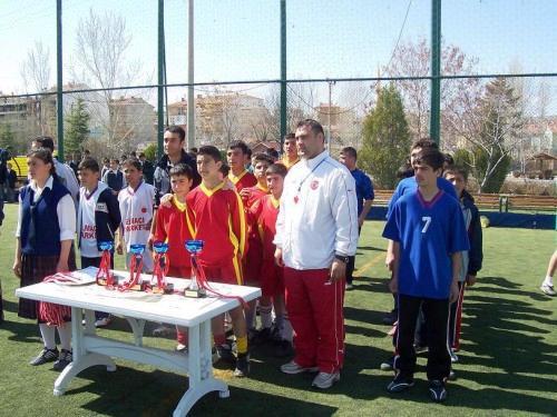 Yıldızlar Futbol Turnuvası yapıldı