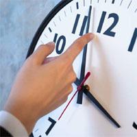 Saati ileri alma zamanı değişti