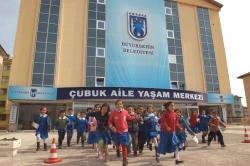 Ankara Büyükşehir Belediyesi Aile Yaşam Merkezi Faaliyetlerine hız verdi