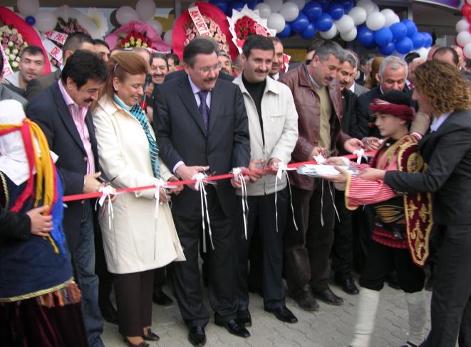 Aile Yaşam Merkezi Açıldı.