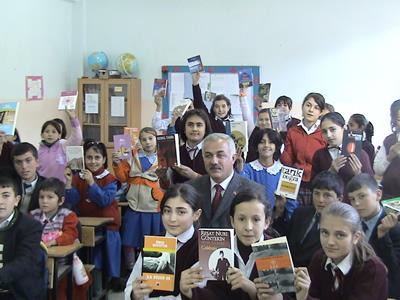 Yukarı Çavundur İlköğretim Okulundan Büyük Başarı