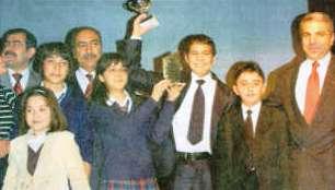 Şampiyon Çubuk Anadolu Lisesi