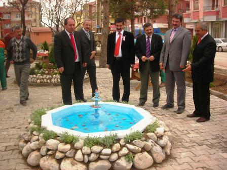 Mini Botanik Park Açıldı