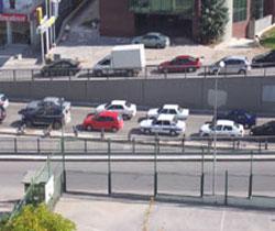 Başkentte yeni trafik düzenlemesi
