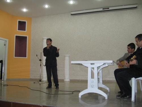 Halk Müziği Ses Yarışmasında Finale doğru