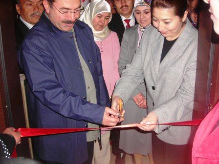AKP Kadın Kolları İlçe Teşkilatı açıldı