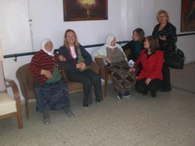 Türk Eğitim-Sen Yaşlılarımızı Unutmadı