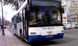 Ego otobüsleri hareket saatleri