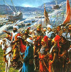 Çubukta İstanbulun fethi kutlandı