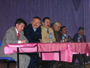 Çubuk Milletvekilini İstiyor Toplantısı