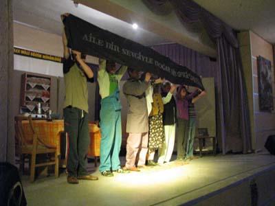 Endüstriden Tiyatro gösterisine Davet