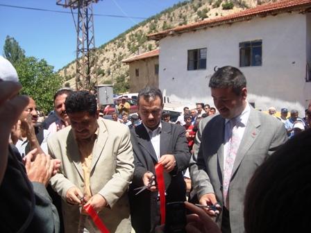 2 Cami ve 1 Kuran Kursu Törenle hizmete Açıldı