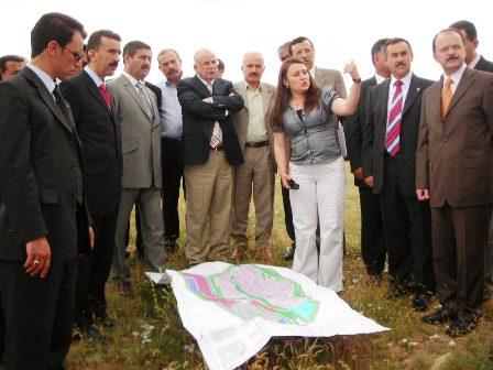 Ankara Valisi Çubukta