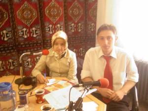 23 Nisan Radyo Kervanda çoşkuyla kutlandı