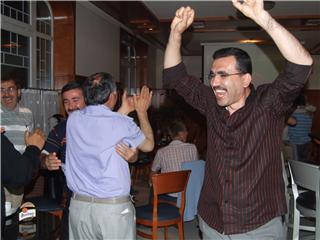 Sabinovluların Kalbi Türkiye İçin Attı