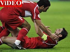 Golleri bir de Arap spikerle İZLEyin