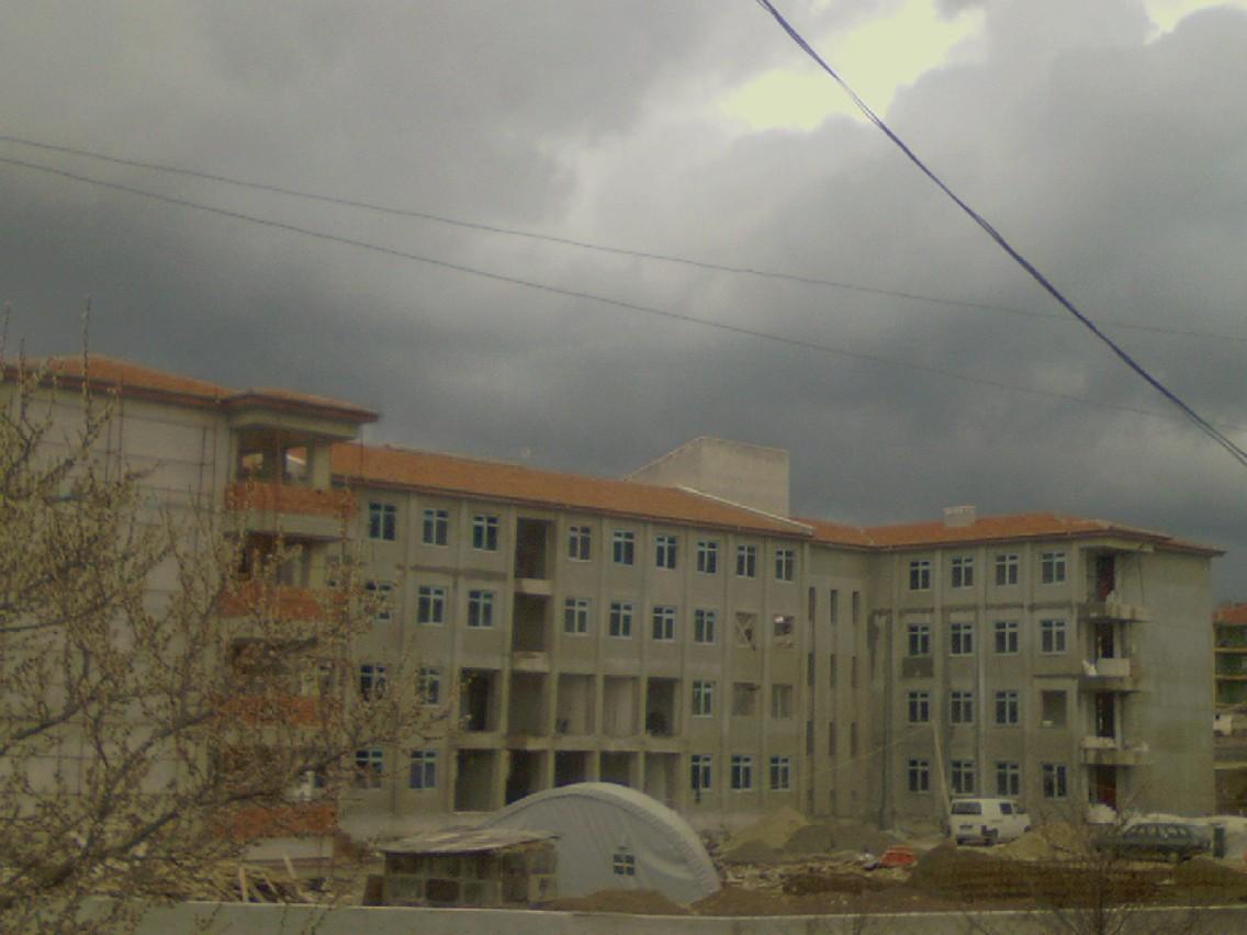 Çubukta Türk Telekom Okulu