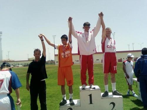 Engellilerden Üç Altın Madalya