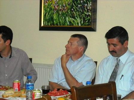 Slovekya Büyükelçisi İşadamları ile toplantı yaptı