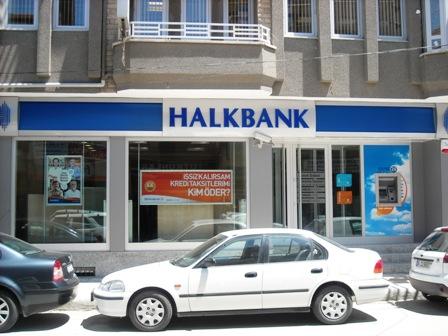 Halk Bankası Çubuk Şubesi Açıldı