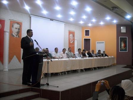 AK Parti Divanda Buluştu