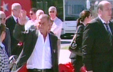 Milli Kahramanlar İstanbulda milli coşkuyla buluştu