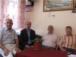 Çubuklu Emeklilerden Eğitime Destek