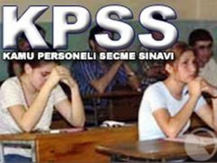 KPSS, Ağustosun İlk Haftasında Açıklanıyor