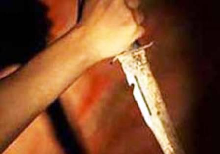 Çubuk'ta Bıçaklı Yaralama