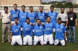 Çubuk Gençlikspor Şampiyon