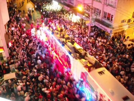 Çubuk Festivaline büyük ilgi