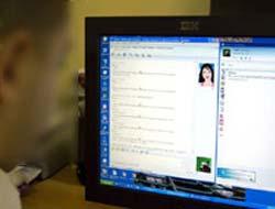 MSN üzerinden soyulmamak için