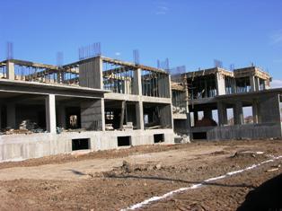 Yeni Adliye inşaatı tam hız
