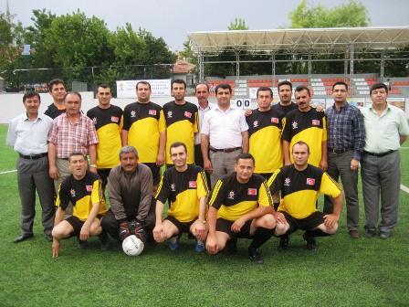 Ak Parti Ankara  İl Başkanlığı Kupası
