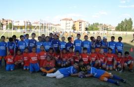 Yaz Spor Okulu Yaş Grupları Turnuvası Tamamlandı