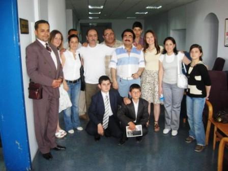 Finalistler Ankara Radyosunda