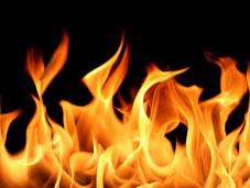 Çatokçularda Yangın 1 Ölü