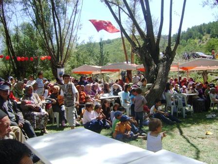 Kuruçayda Festival Coşkusu