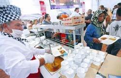 Ramazan hazırlıkları sürüyor