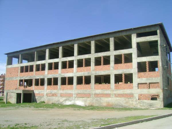 Anadolu İHL binası yapımı bitecek