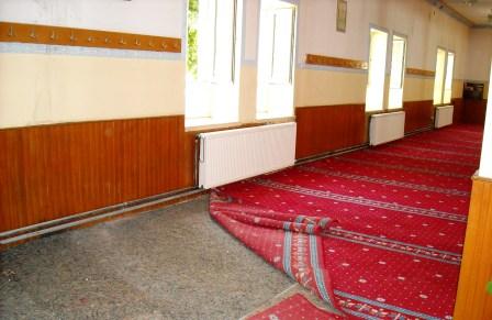 Camilerde Ramazan Temizliği