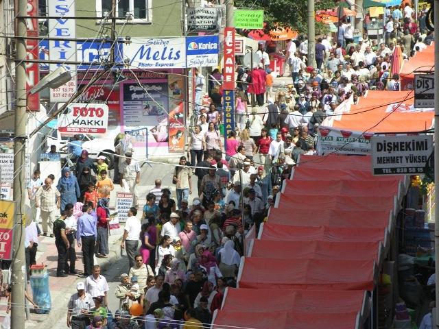 Turşu Festivali Başladı