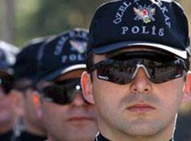 40 bin yeni polis alınacak