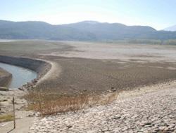 Çubuk Barajında Cephane Çıktı