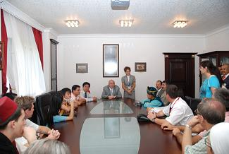 Ankara Valisi Kemal ÖNALı Ziyaret